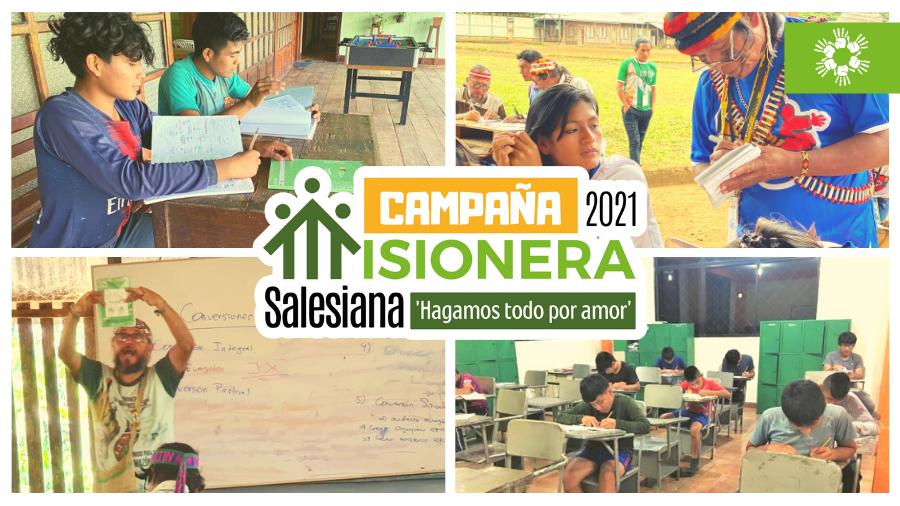 Campaña Misionera Salesiana 2021